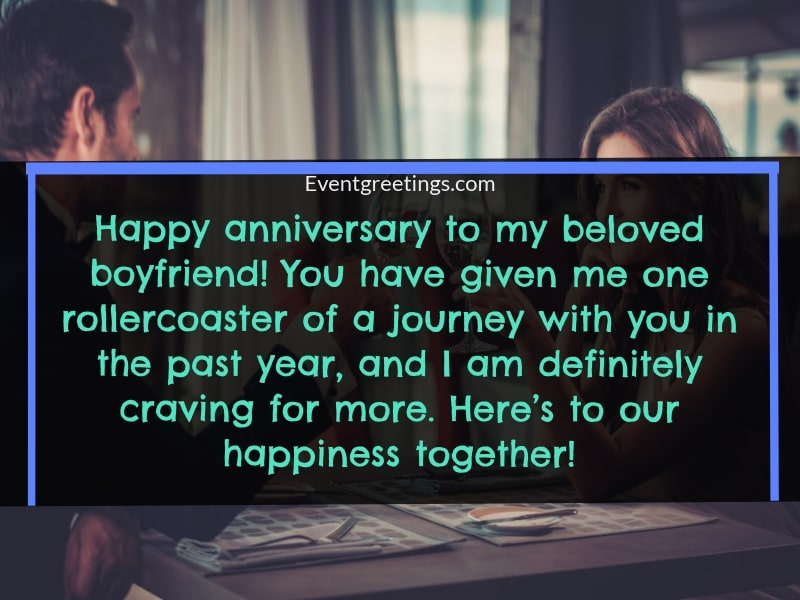 1 Year Anniversary Quotes For Boyfriend Facebook thumbnail