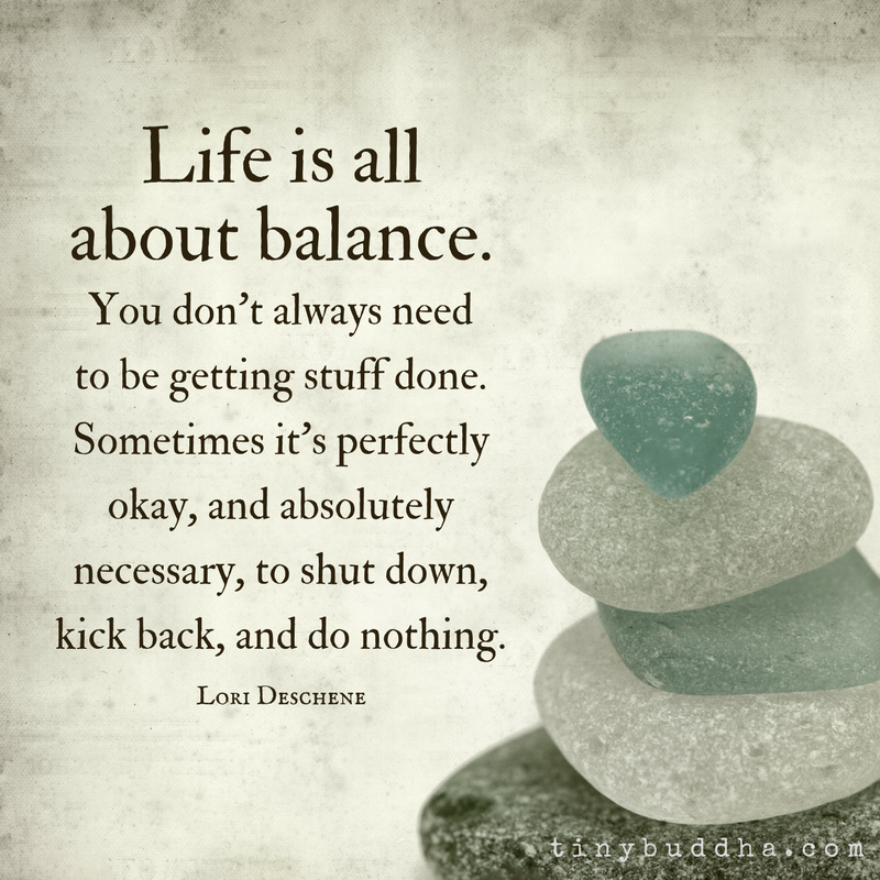 Famous Quotes About Balance In Life Pinterest thumbnail