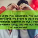 Years quotes two of togetherness Celebrating 2