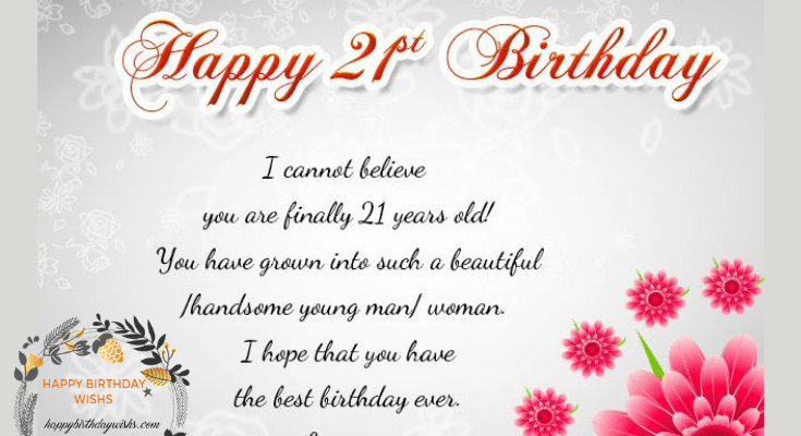 21st Birthday Messages Tumblr Best Of Forever Quotes