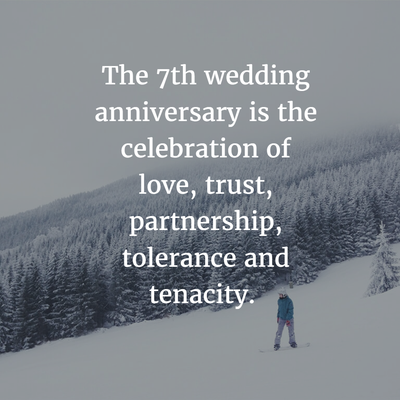 7th Wedding Anniversary Quotes For Husband Pinterest thumbnail
