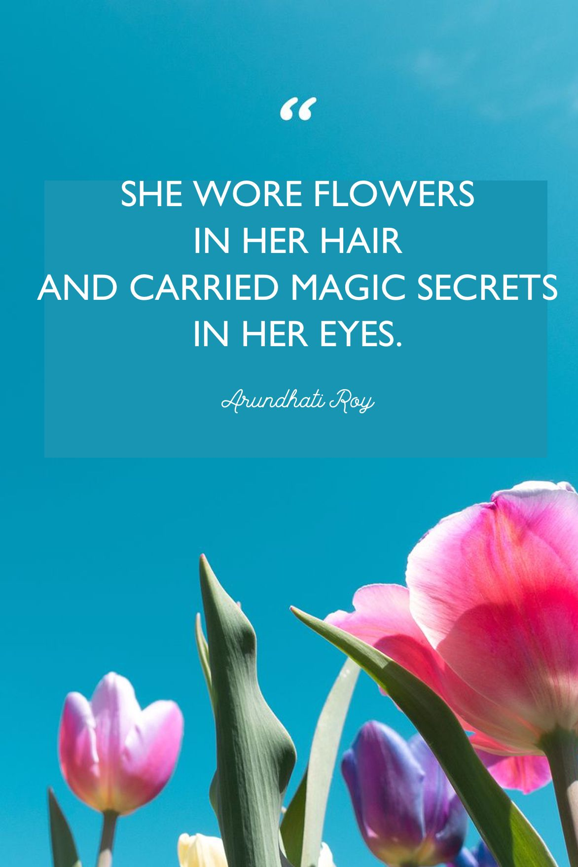 A Woman Is Like A Flower Quotes thumbnail