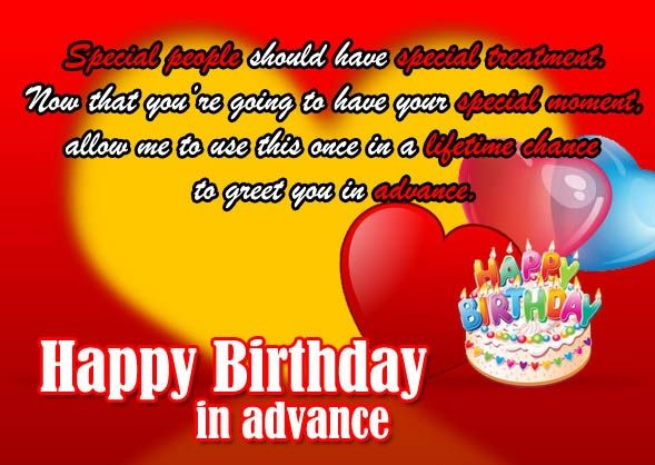 Advance Birthday Wishes For Husband Facebook thumbnail