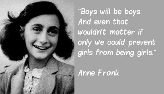Anne Frank Diary Quotes Facebook thumbnail