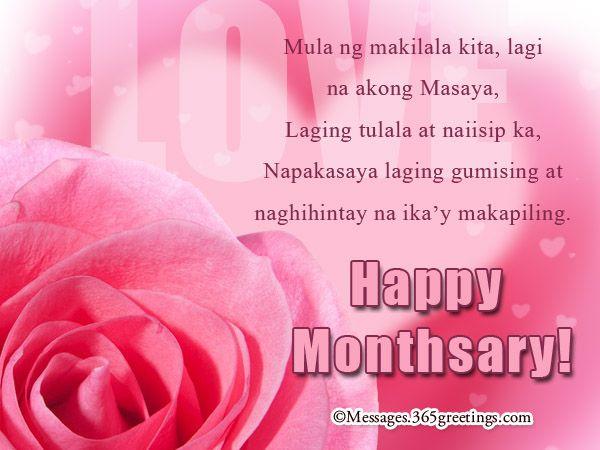 Anniversary Tagalog Message Facebook thumbnail