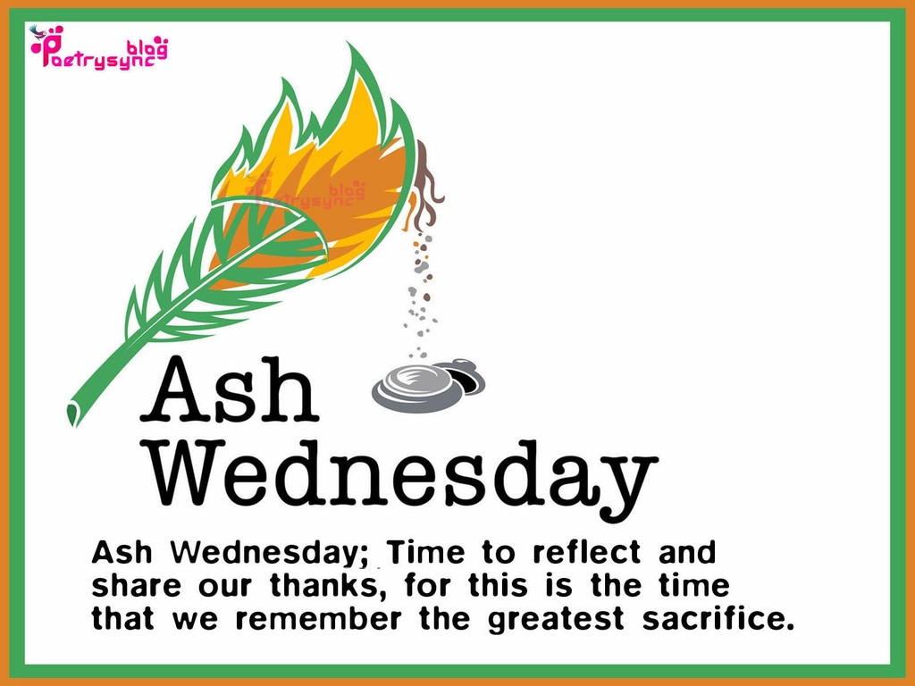 Ash Wednesday Quotes Facebook thumbnail