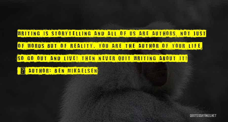 Author Quotes About Writing thumbnail