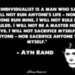 Ayn Rand Anthem Quotes Pinterest