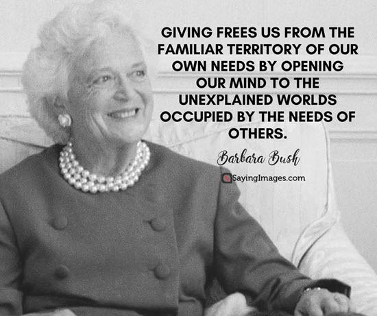 Barbara Bush Quote About Family Pinterest thumbnail