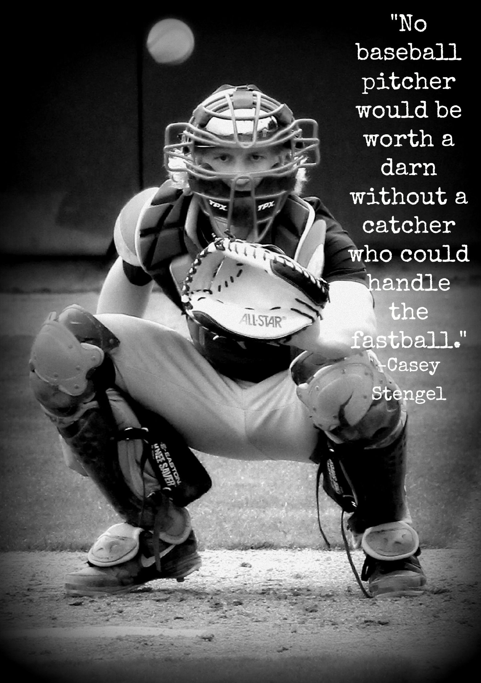 Baseball Catcher Quotes And Sayings thumbnail