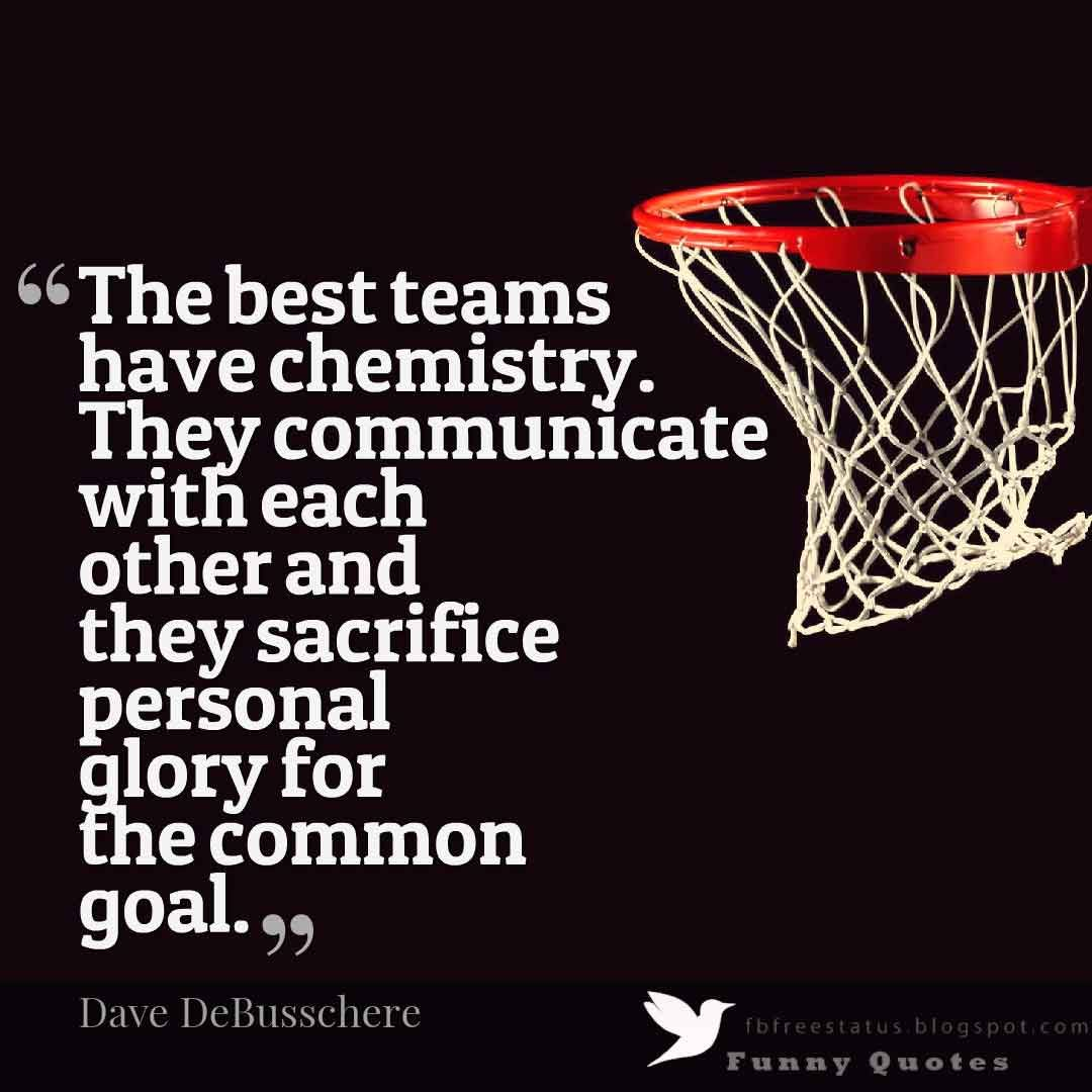Basketball Teamwork Quotes Facebook thumbnail