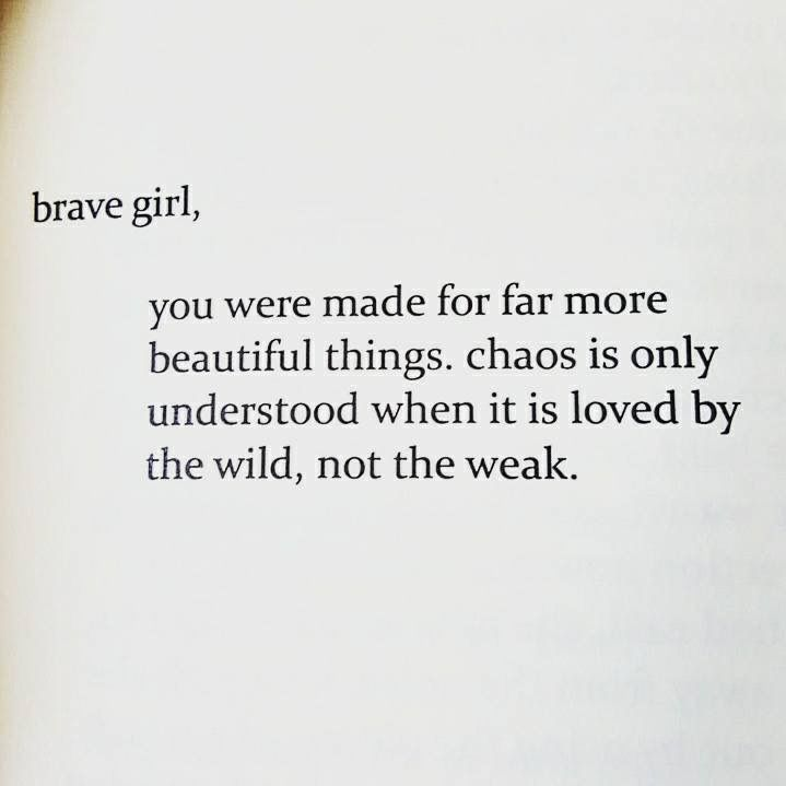 Be Brave Girl Quotes Tumblr thumbnail