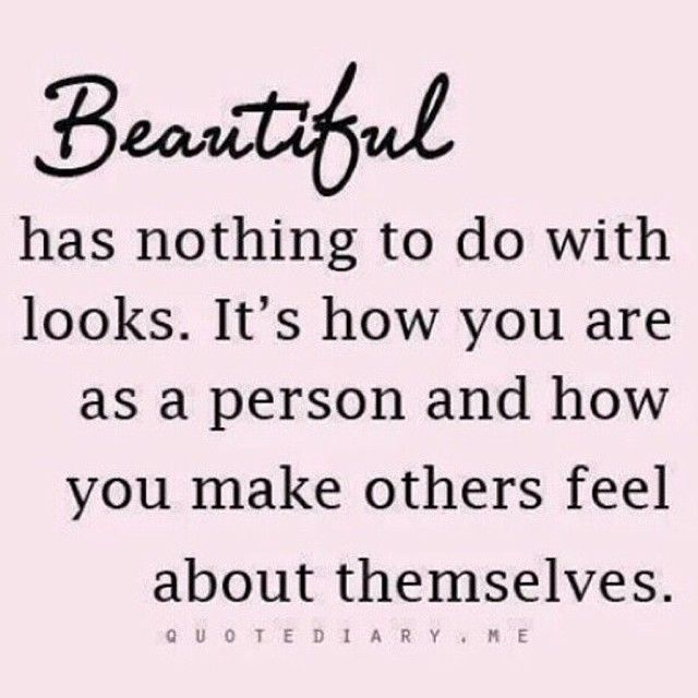 Beauty Comes From Within Quotes Facebook thumbnail