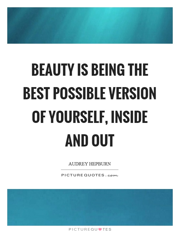 Beauty Inside And Out Quotes Facebook thumbnail