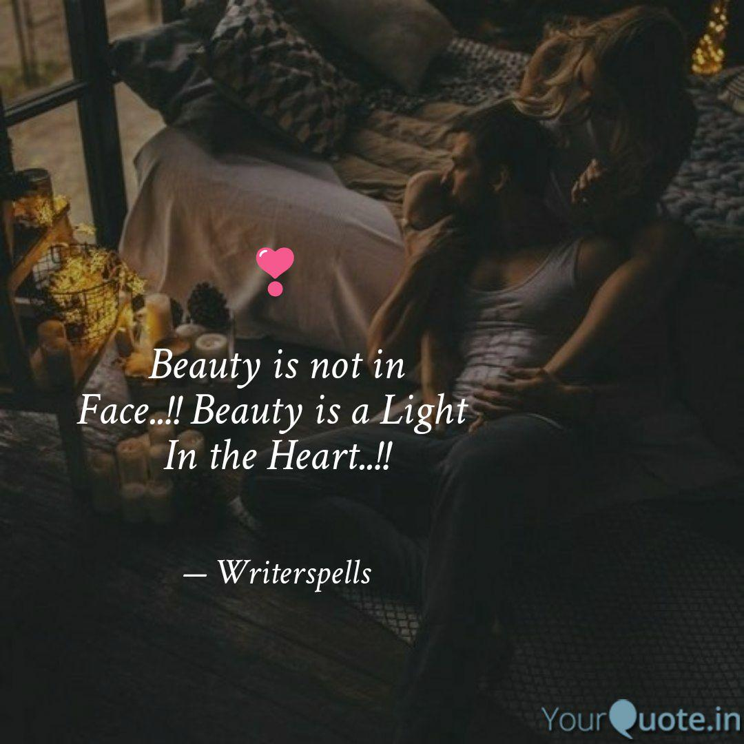 Beauty Is Not In The Face Quotes Pinterest thumbnail