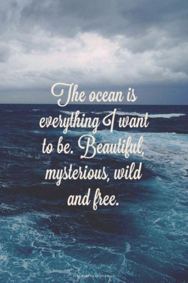 Beauty Of Sea Quotes thumbnail