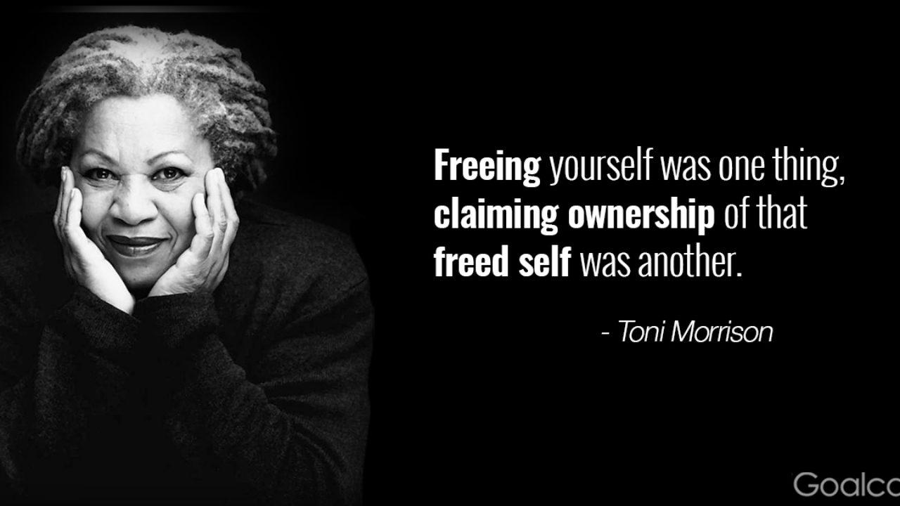 Beloved Toni Morrison Quotes Pinterest thumbnail