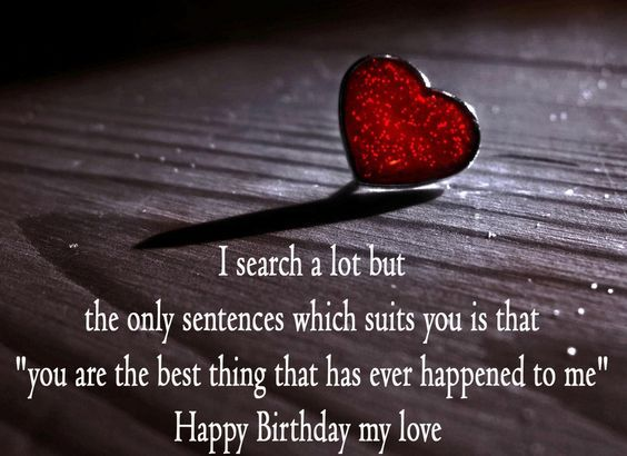 Best Birthday Quotes For Girlfriend Facebook thumbnail
