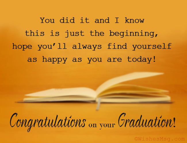 Best Wishes Graduation Quotes Pinterest thumbnail