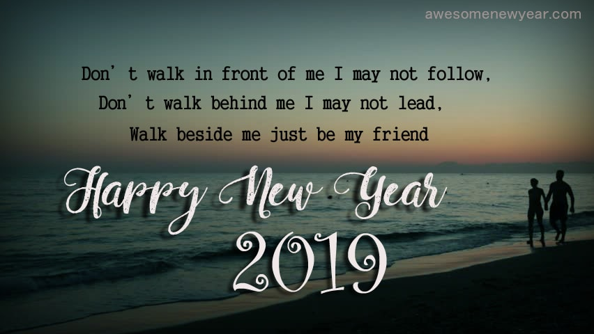 Best Wishes Of New Year 2019 Pinterest thumbnail