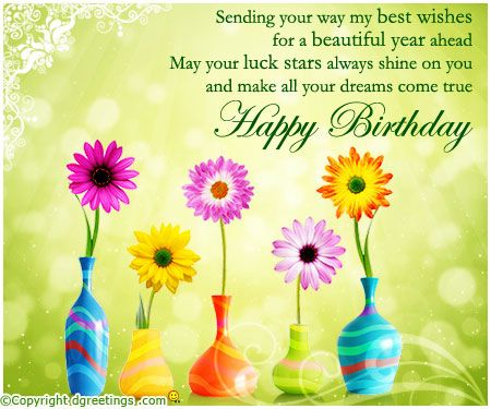 Best Wishes On Your Birthday Pinterest thumbnail