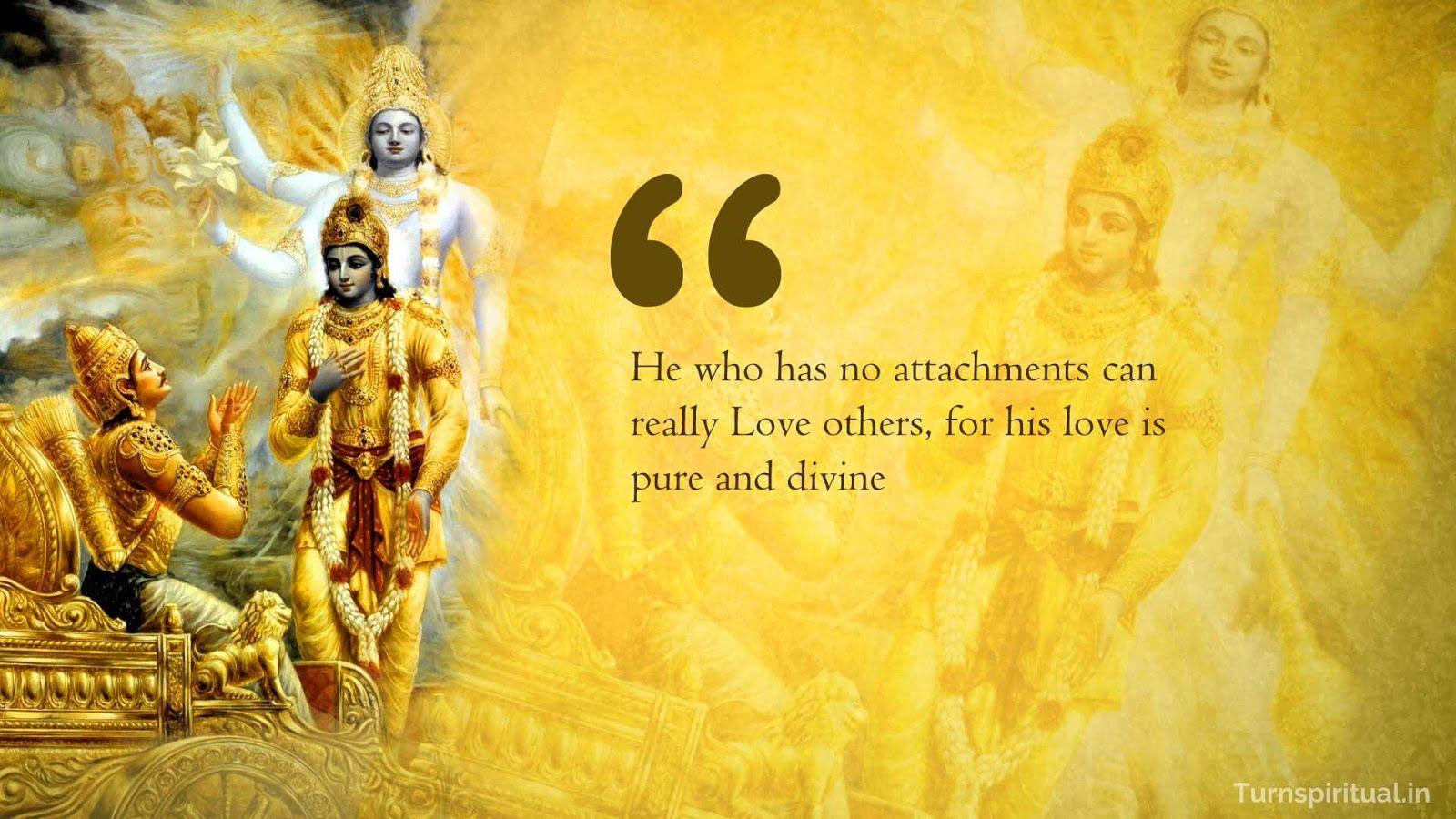 Bhagavad Gita Quotes On Love Pinterest thumbnail