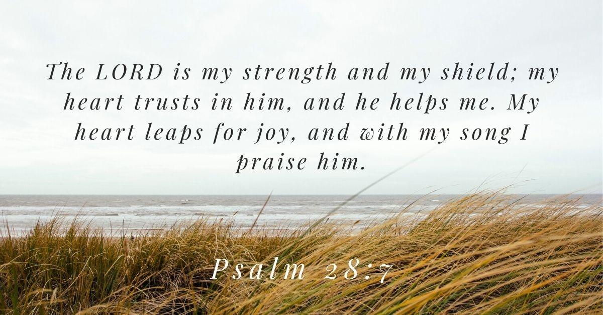 Bible Verses About Strength Wallpaper thumbnail
