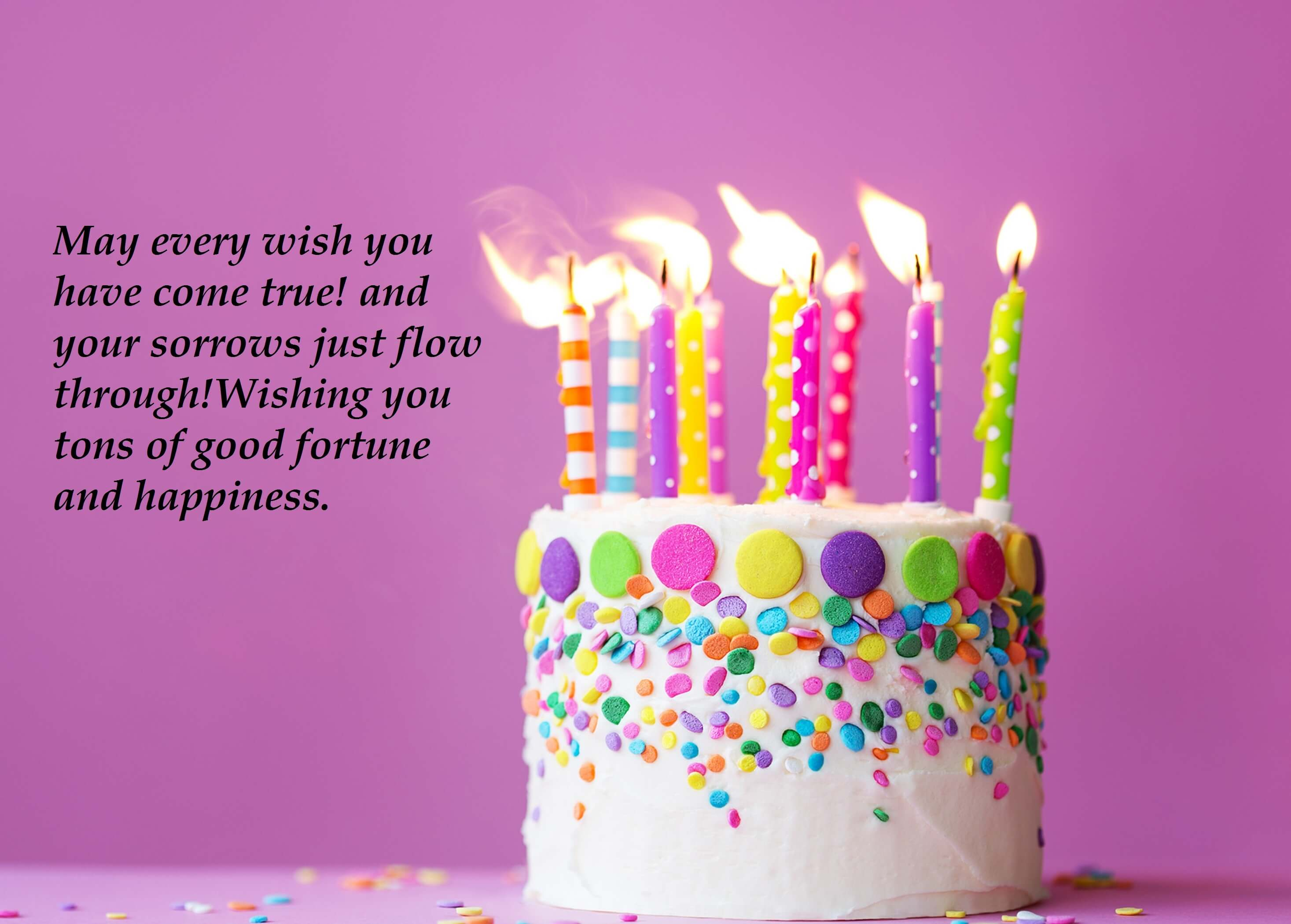Birthday Cake Wishes For Friend Twitter Best Of Forever Quotes
