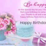 Birthday Day Wishes Facebook