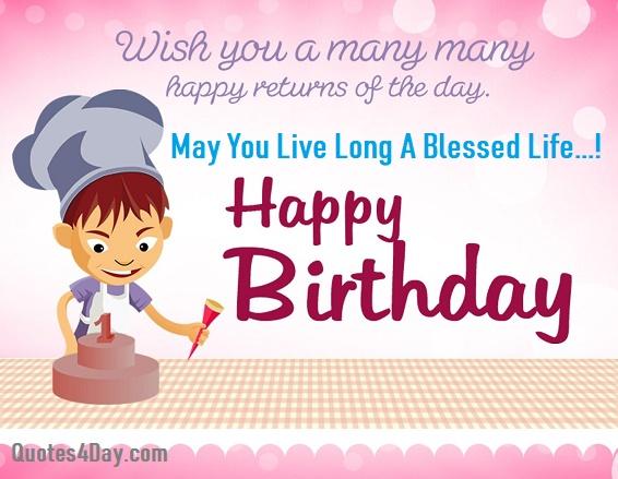Birthday Greetings For Kids Pinterest thumbnail