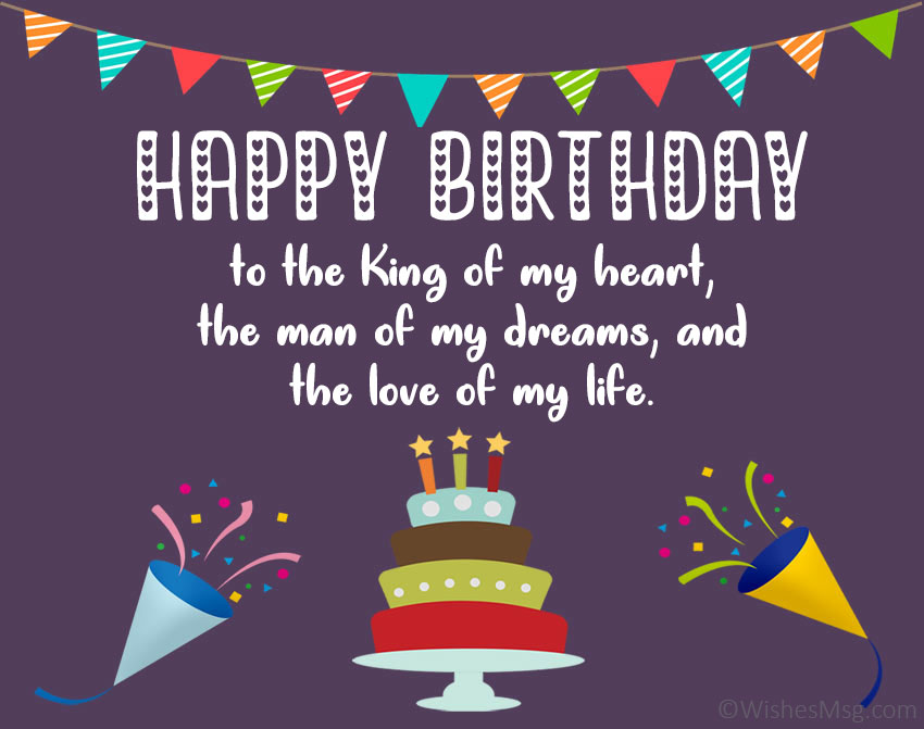 Birthday Quotation For Husband Facebook thumbnail