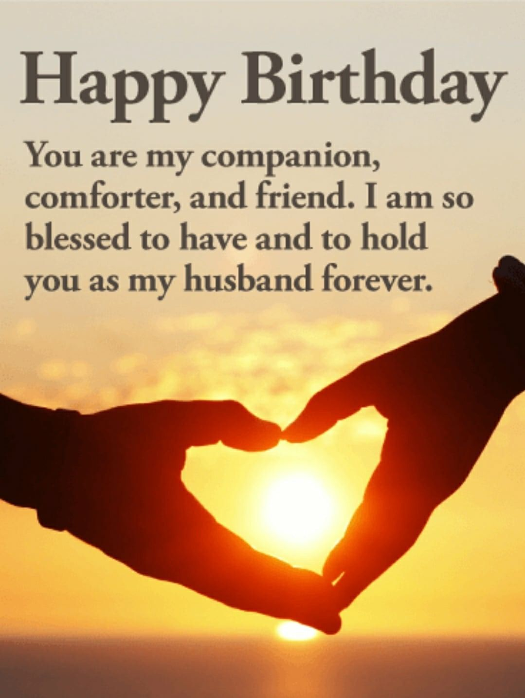 Birthday Quotes For My Husband Facebook thumbnail