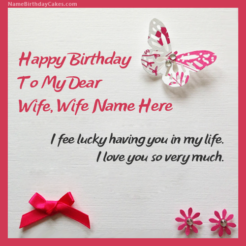 Birthday Wishes For Wife With Name Tumblr thumbnail