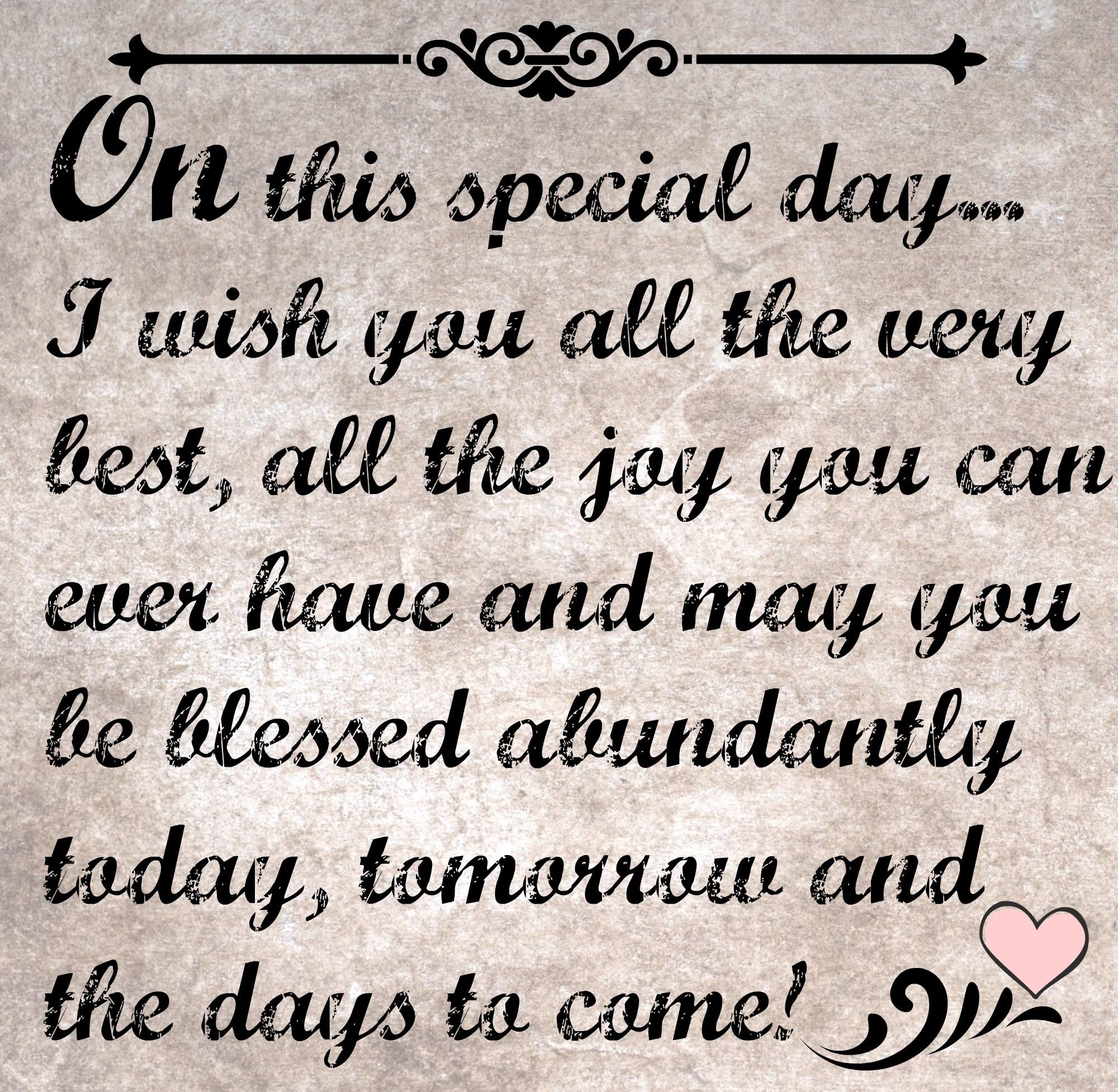 Blessing Quotes For Someone Special Facebook thumbnail