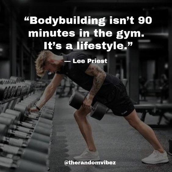 Bodybuilding Life Quotes Facebook thumbnail