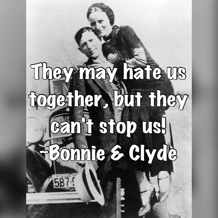 Bonnie And Clyde Quotes Facebook thumbnail