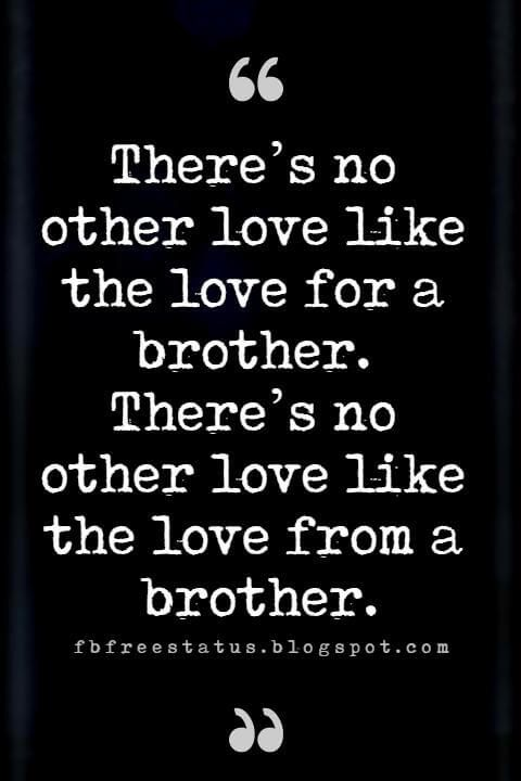 Brother Love Quotes Twitter thumbnail