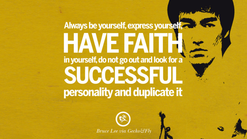 Bruce Lee Positive Quotes Twitter thumbnail
