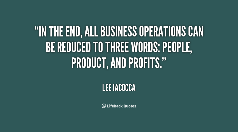 Business Operations Quotes Tumblr thumbnail
