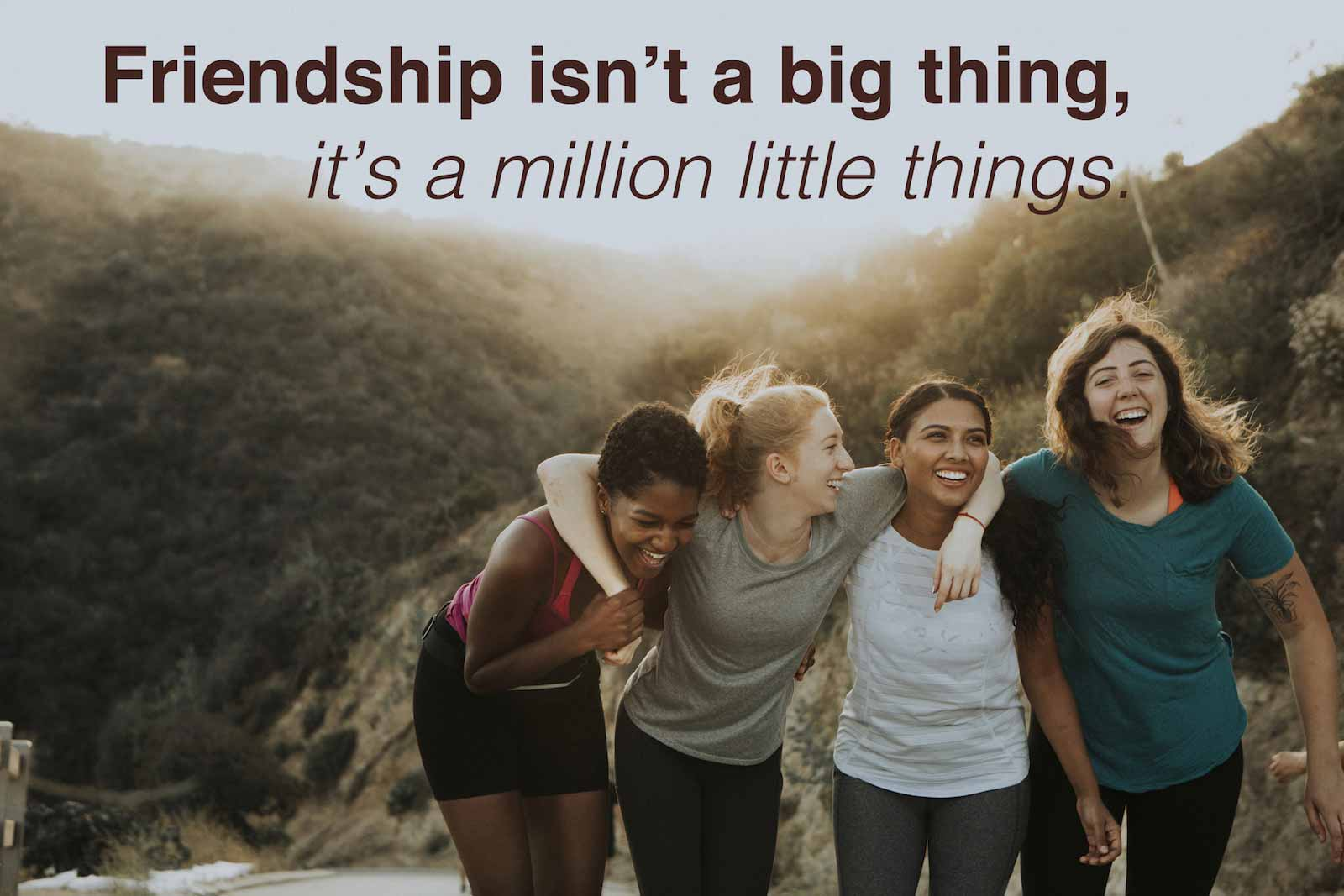 Caption For Female Friend Pinterest thumbnail