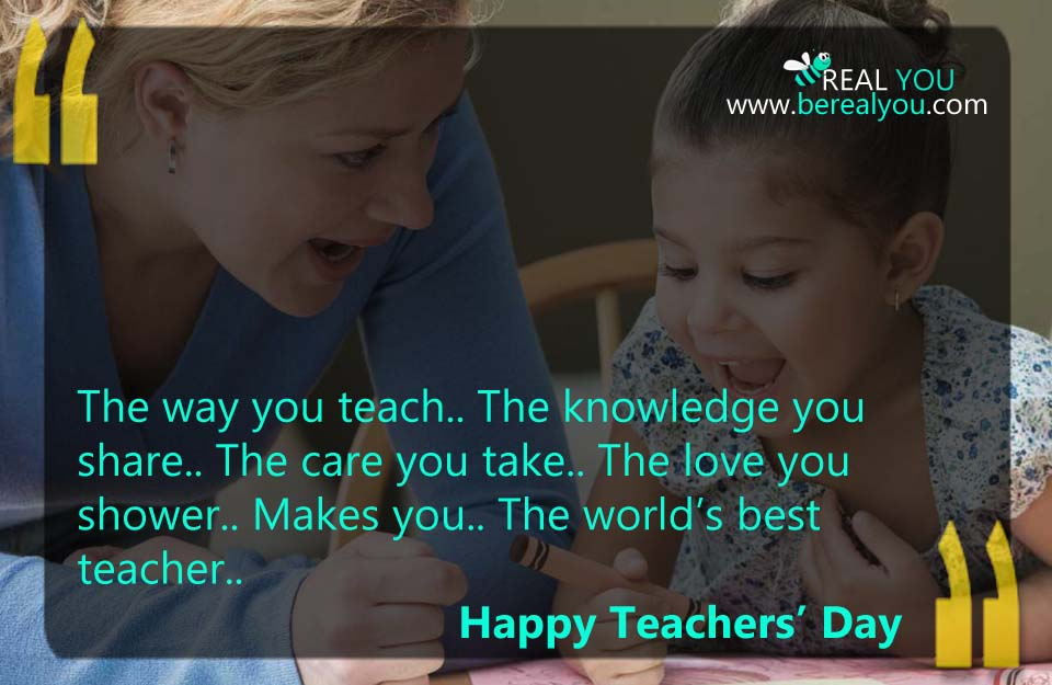Caption For Teachers Day Celebration Pinterest thumbnail