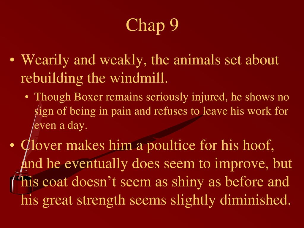 Chapter 9 Animal Farm Quotes Twitter thumbnail