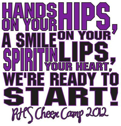 Cheer Camp Quotes Tumblr thumbnail