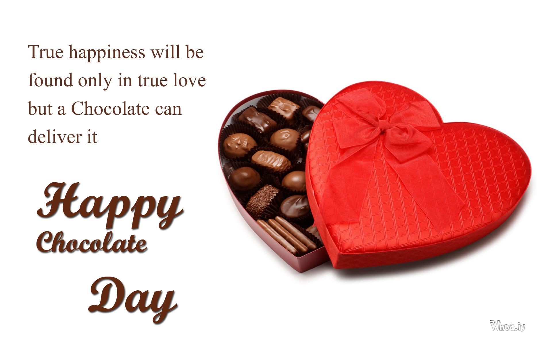 Chocolate Day 2018 Quotes Facebook thumbnail