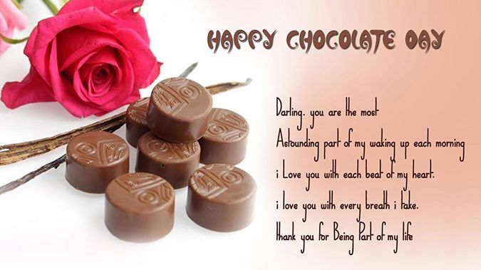 Chocolate Day Love Quotes Twitter thumbnail