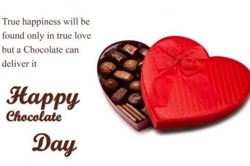 Chocolate Day Romantic Quotes Tumblr thumbnail