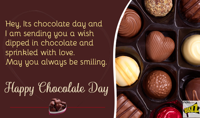 Chocolate Day Special Wishes Twitter thumbnail