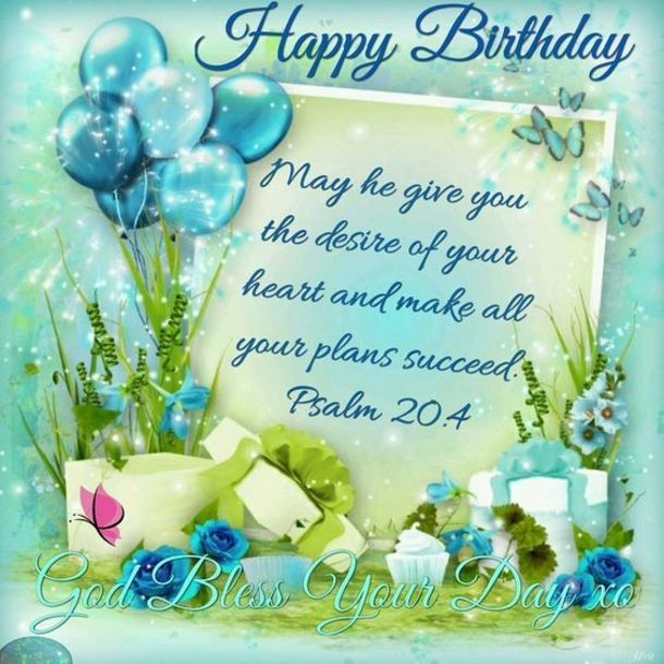 Christian Birthday Greetings Pinterest thumbnail