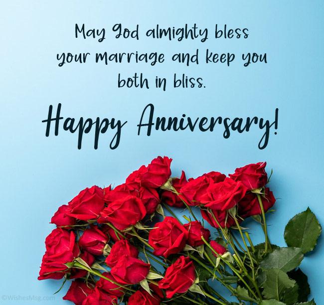 Christian Wedding Anniversary Greetings Facebook thumbnail