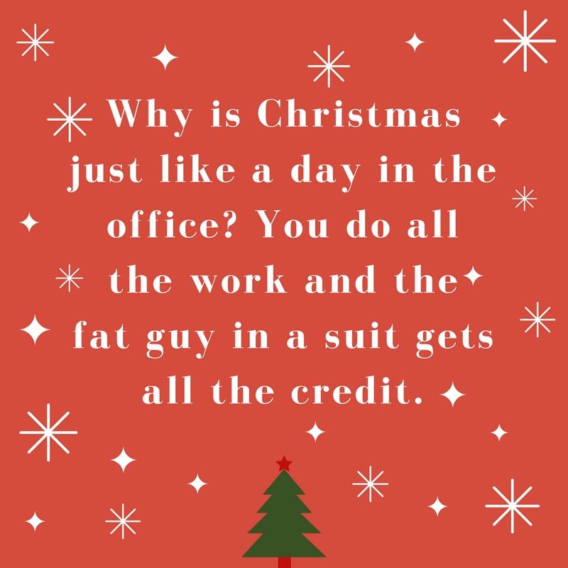 Christmas Party Sayings Funny Pinterest thumbnail